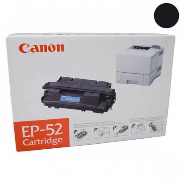 Canon Toner EP-52 Cartouche de toner noir 10000 pages