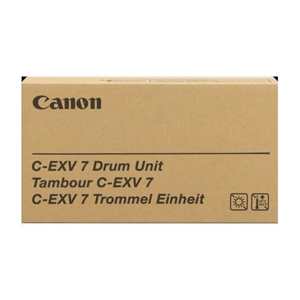 Consommable Canon C-EXV7 / 7815A003 kit Tambour 24000 pages
