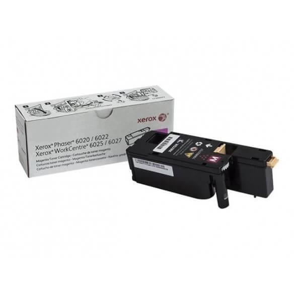 Consommable Xerox Cartouche de toner magenta de capacité standard 1000p Phaser 6020 / 602