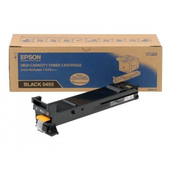Consommable Epson Toner jaune AL-CX28DN Haute capacité (8 000...