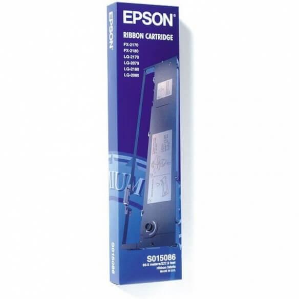 Consommable Epson Ruban LQ-2070/2080/2170/2180/2190/FX-2170/2180 (8 mill