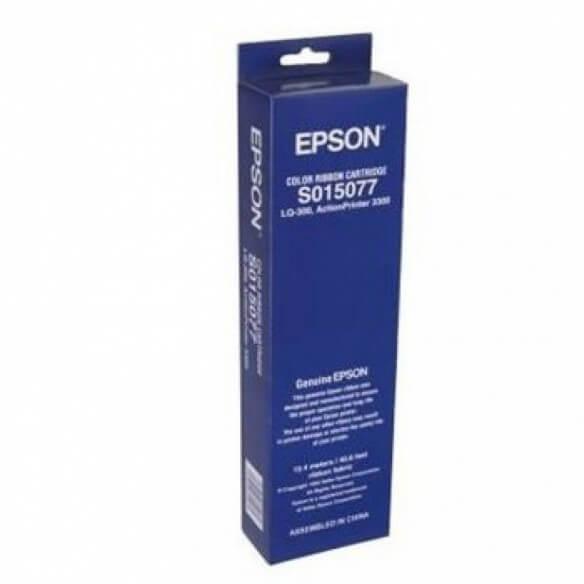 Consommable Epson Ruban couleur LQ-300+II (2 millions de caractères)