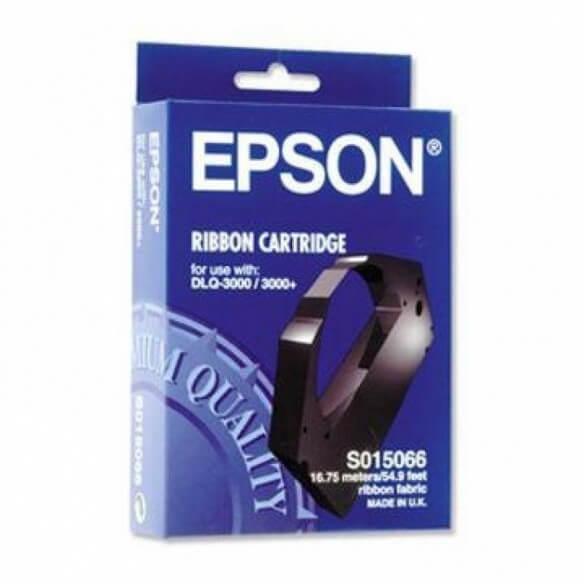 Consommable Epson Ruban noir DLQ-3000/+/3500 (6 millions de caractères)