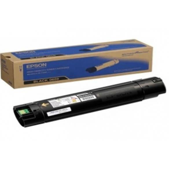 Epson toner d'origine noir HC 18 300pages  WF AL-C500DN