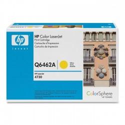 HP Q6462A Cartouche de toner Color LaserJet Jaune 12000 pages