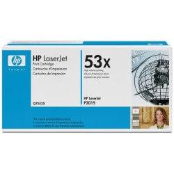 HP Q7553X Cartouche de toner LaserJet53X Noir 7000 pages