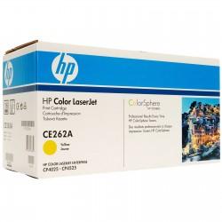 HP CE262A Cartouche de toner LaserJet 648A Jaune 11000 pages