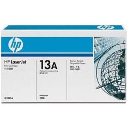 HP Q2613A Catrtouche de toner LaserJet 13A Noir 2500 pages