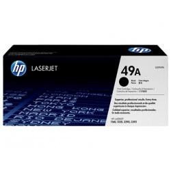 HP Q5949A Cartouche de toner LaserJet49A Noir 2500 pages