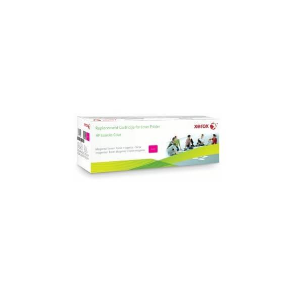 Consommable xerox cartouche de toner compatible magenta de 250...
