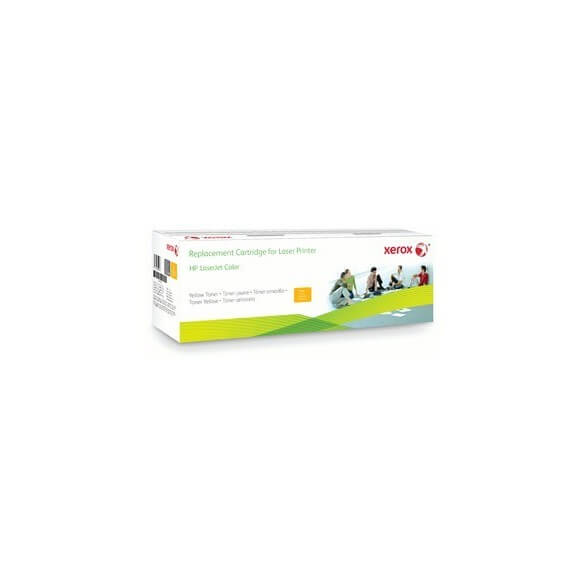Consommable xerox cartouche de toner compatible jaune de 25000...