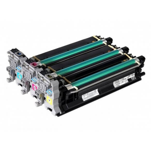 Konica Minolta Tambours Value Pack pour Magicolor 5550/5570/4690MF/4695MF 30000 pages