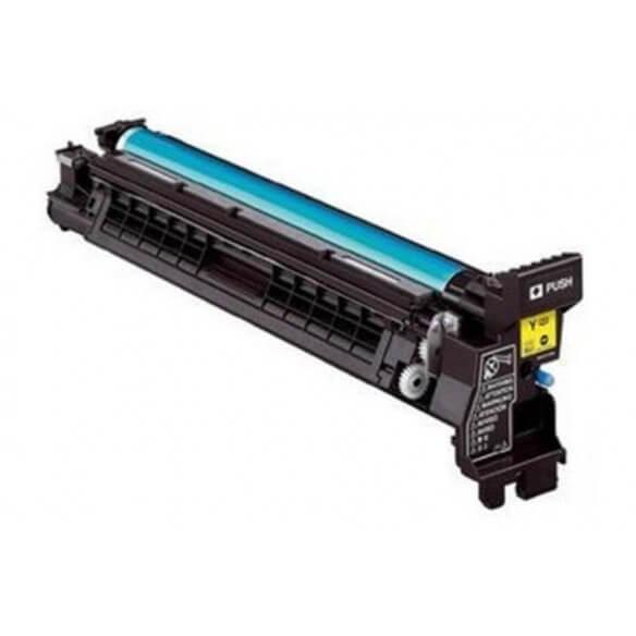 Konica Minolta 90000 pages laser jaune unité de mise en image de l'imprimante - pour magicolor 8650DN (photo)