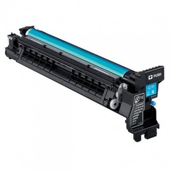 Konica Minolta 90000 pages laser cyan  unité de mise en image de l'imprimante - pour magicolor 8650DN (photo)