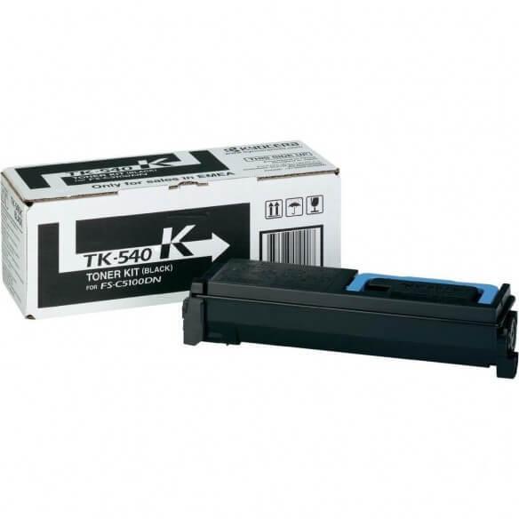Kyocera TK-540K Microfine toner Noir