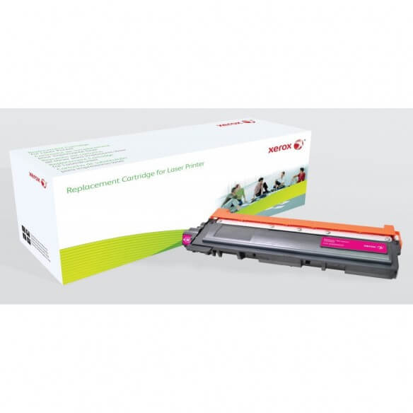 Consommable xerox cartouche de toner compatible magenta de 140...