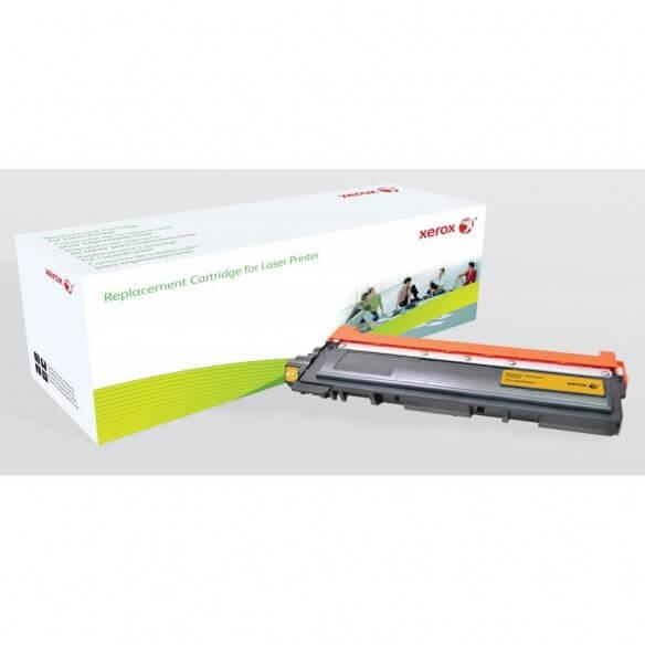 Consommable xerox cartouche de toner compatible jaune 1 pack e...