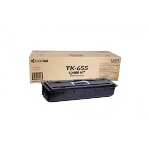 Consommable Kyocera TK-655 Toner Noir/ f KM-6030/8030