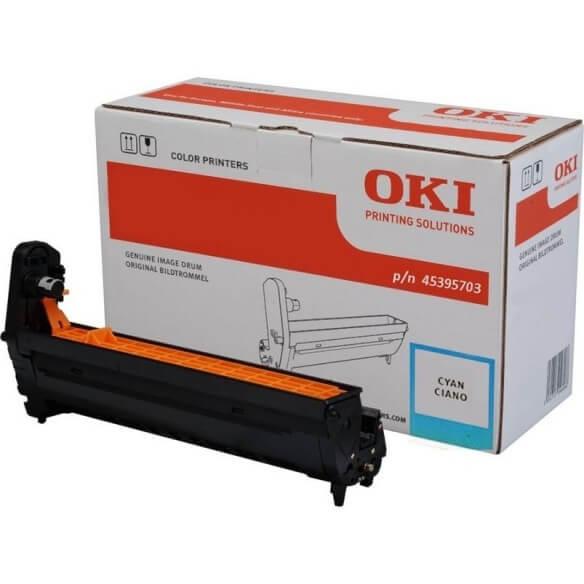 OKI  kit tambour Cyan pour OKI MC760/780 (photo)
