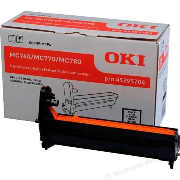 OKI  kit tambour Noir pour OKI MC760/780 (photo)