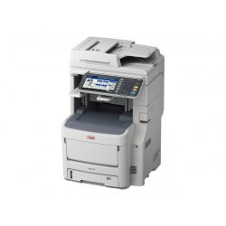 OKI MC780dfnfax Imprimante multifonctions couleur LED A4