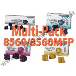 Offre : XEROX Pack Promotionnel : Pack Consommables pour Phaser 8560/8560MFP