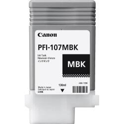 Canon PFI-107 MBK cartouche d'encre noir Mat
