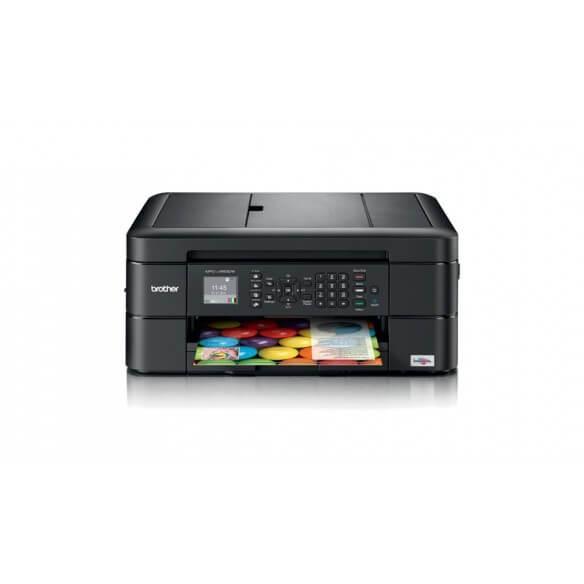 Imprimante Brother MFC-J480DW Imprimante multifonction jet d&#...