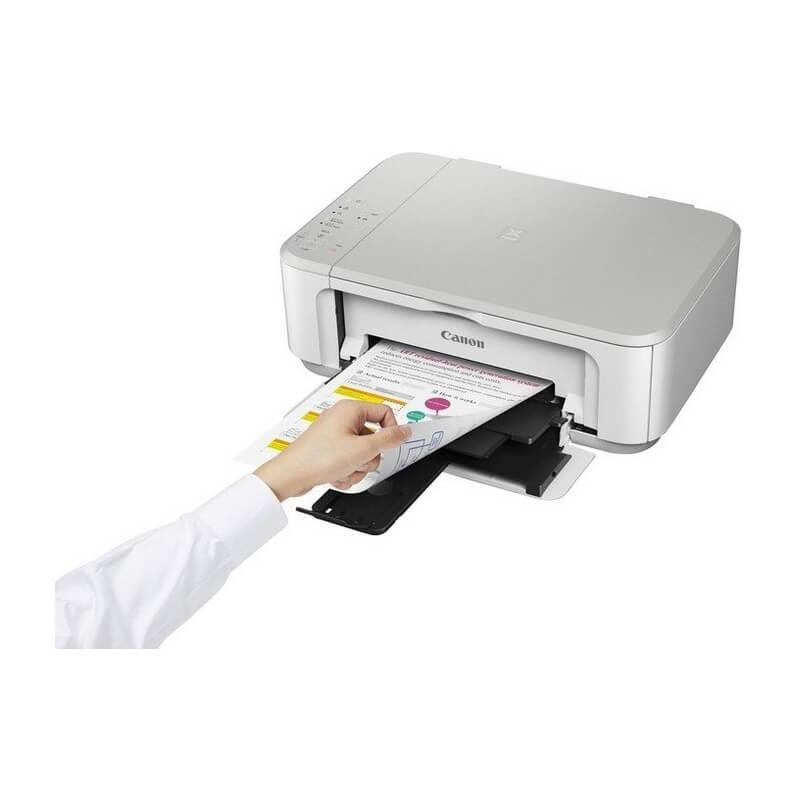 canon pixma mg3650 imprimante multifonction couleur jet d 39 encre a4 blanche le mat riel. Black Bedroom Furniture Sets. Home Design Ideas