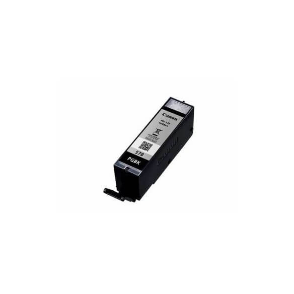 Consommable Canon PGI-570PGBK Cartouche d'encre noir 300 pages