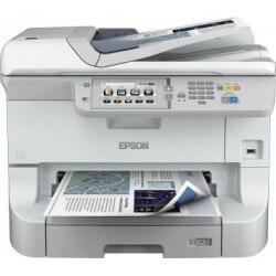 Epson WorkForce Pro WF-8590DWF Imprimante multifonctions couleur jet d'encre - A3