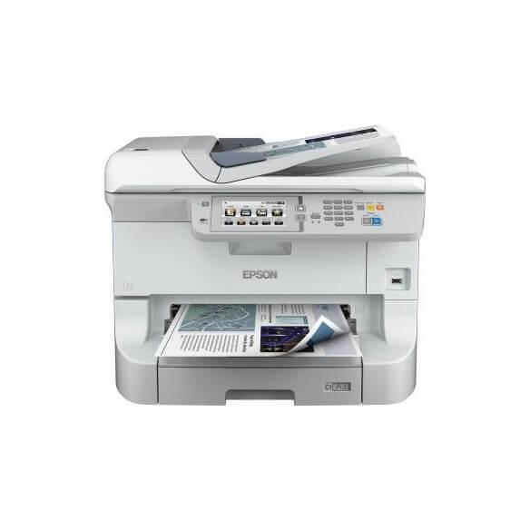 Imprimante Epson WorkForce Pro WF-8590DWF Imprimante multifonctions couleur jet d'encre -