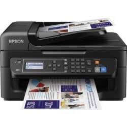 Epson WorkForce WF-2630WF Imprimante multifonctions couleur jet d'encre A4