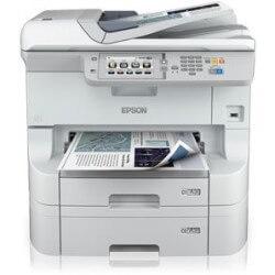 Epson WorkForce Pro WF-8590 DTWF Imprimante multifonctions couleur jet d'encre A3 + bac supplementaire