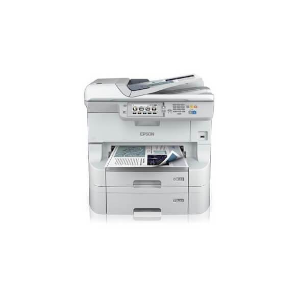 Imprimante Epson WorkForce Pro WF-8590 DTWF Imprimante multifo...