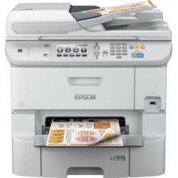 Epson WorkForce Pro WF-6590DWF Imprimante multifonctions couleur jet d'encre A4