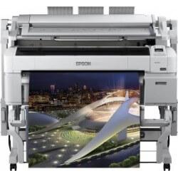 """Epson SureColor SC-T5200D - 36"""" imprimante grand format couleur jet d'encre Rouleau (91,4 cm)"""