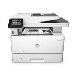 HP LaserJet Pro MFP M476DW Imprimante laser multifonctions Noir et blanc - 1