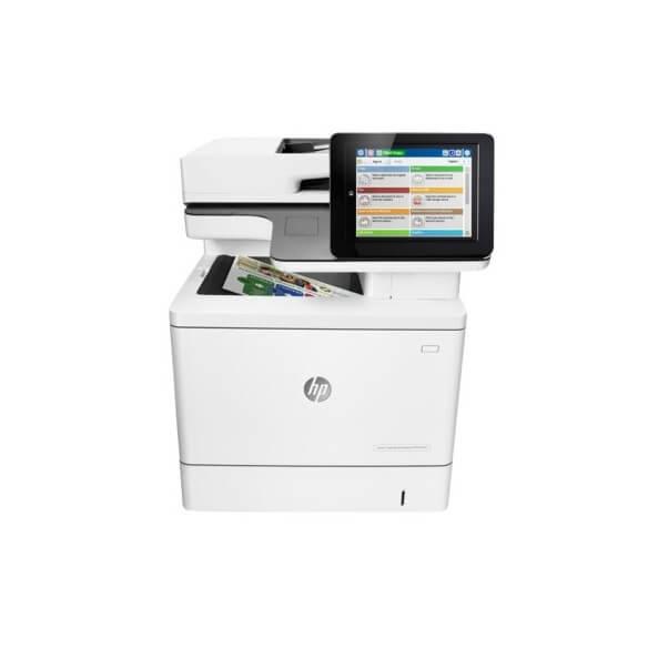 Imprimante HP Color LaserJet Enterprise MFP M577F Imprimante l...