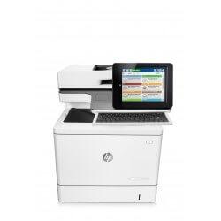 HP Color LaserJet Enterprise MFP FLOW M577C Imprimante laser multifonctions couleur - 1