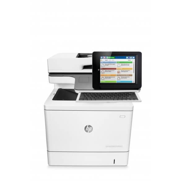 Imprimante HP Color LaserJet Enterprise MFP FLOW M577C Imprima...