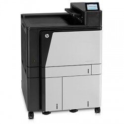 HP Color LaserJet Enterprise M855X+ Imprimante couleur Recto-verso laser A3 - 1