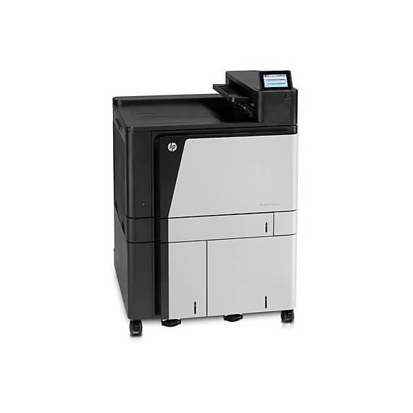 HP Color LaserJet Enterprise M855X+ Imprimante couleur Recto-verso laser A3 (photo)