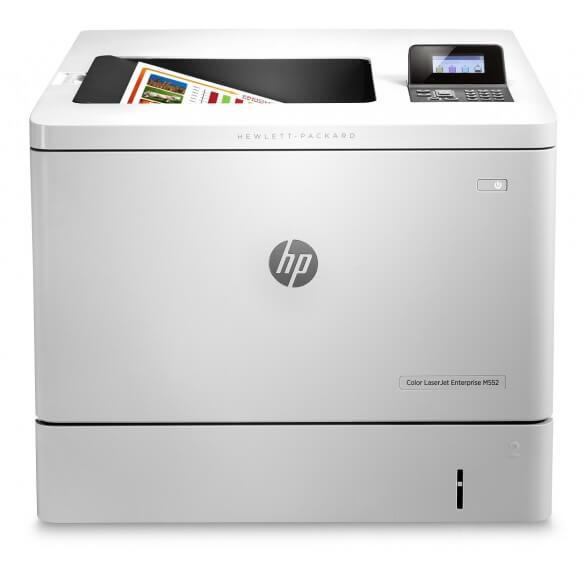 HP Color LaserJet Enterprise M552dn imprimante laser monochome A4 réseau recto-verso