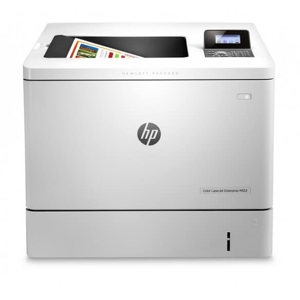 Imprimante HP Color laserJet Enterprise M553N imprimante lazer...