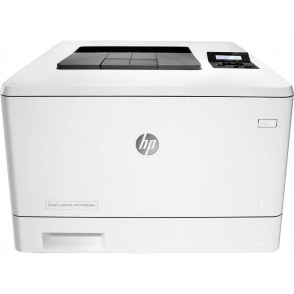 Imprimante HP Color LaserJet Pro M452DN Imprimante laser coule...
