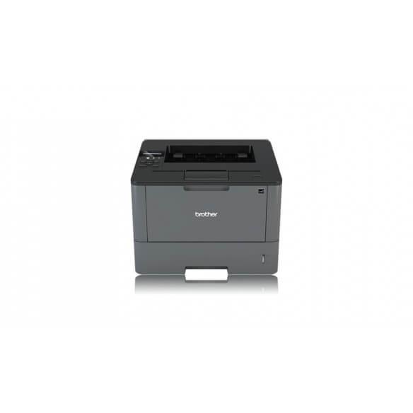 Imprimante Brother HL-L5200DW imprimante laser noir et blanc r...