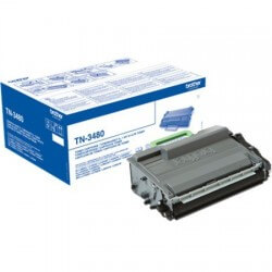 Brother TN-3480 Cartouche de toner noir 8000 pages