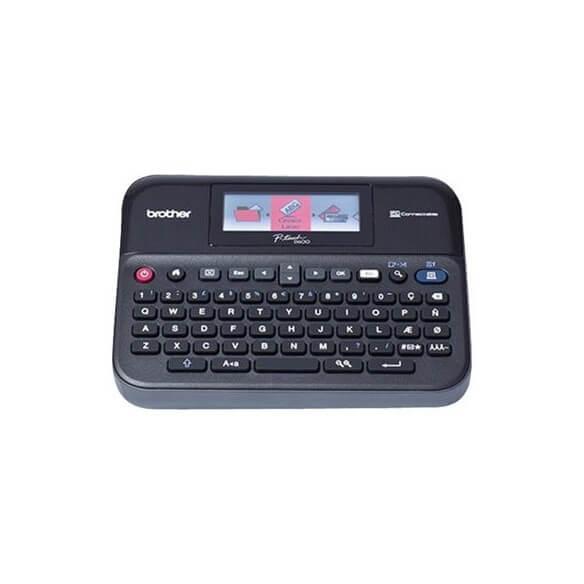 Imprimante Brother P-Touch PT-D600VP Etiqueteuse professionnel...