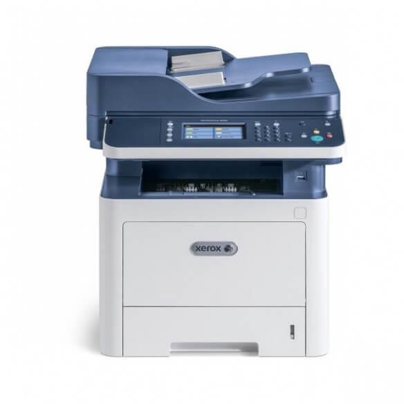 Imprimante multifonction Noir et Blanc Wifi Xerox Workcentre 3335DNI (photo)